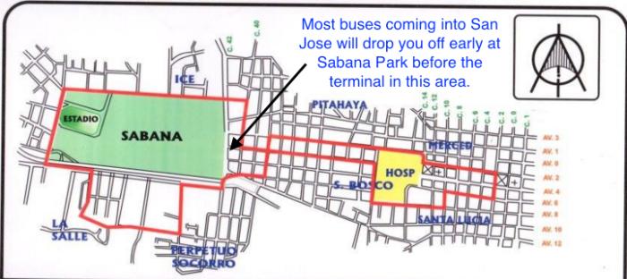 Sabana Sur